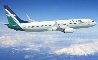 Silk Air SLK 737-800 Artwork